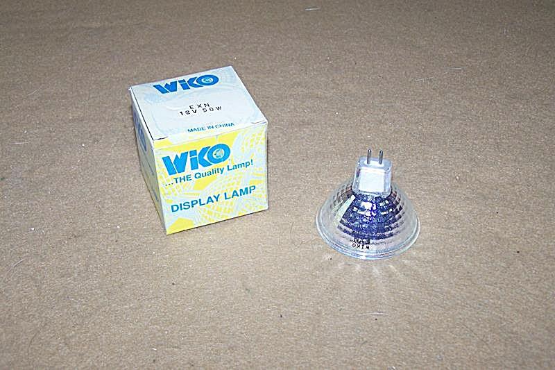 EXN 50 Watt 12 Volt Projector Bulb Replacement (Image1)