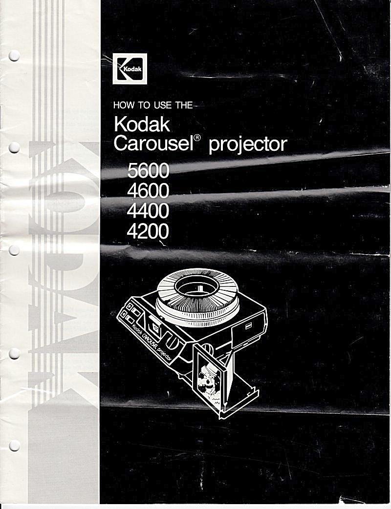 Carousel 5600/4600/4400/4200 Proj-Downloadable E-Manual (Image1)