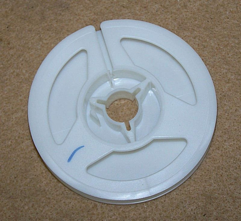 Super 8 Plastic 3 Inch Reel 50 Ft.