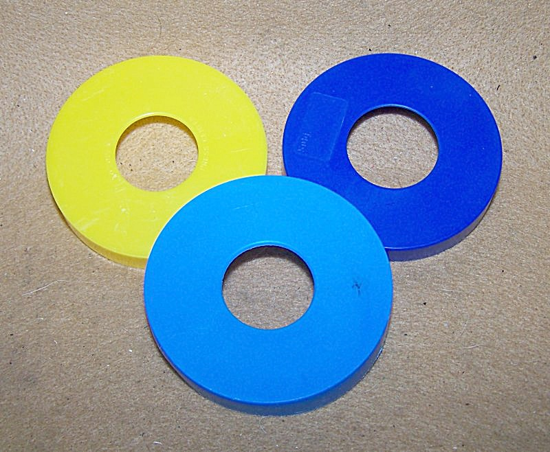 Regular 8mm & Super 8 Plastic 3 Inch 50 Ft. Reel Cover