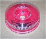 Click here to enlarge image and see more about item 165: Retro Ruby Red 35mm Carousel Slide Trays
