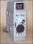 Click here to enlarge image and see more about item 7027: Bell & Howell 8mm Movie Camera Mod One-Nine w/Case