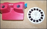 Click here to enlarge image and see more about item 7105: Vintage GAF 3-D View-Master 7105