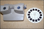 Click here to enlarge image and see more about item 7106: Vintage GAF 3-D View-Master