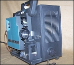 Click here to enlarge image and see more about item 7163: Bell & Howell 16mm Motion Picture Sound Projector 7163