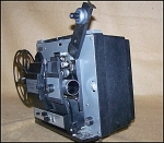 Click to view larger image of Bell & Howell Model 481A Dual 8 Movie Projector 4223 (Image1)
