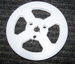 New Super 8 Movie Film Plastic 5 Inch Reel 200 ft