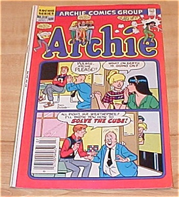Archie Series: Archie Comic Book No. 318