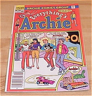 Archie Series:  Everything's Archie Comic Book No. 103 (Image1)