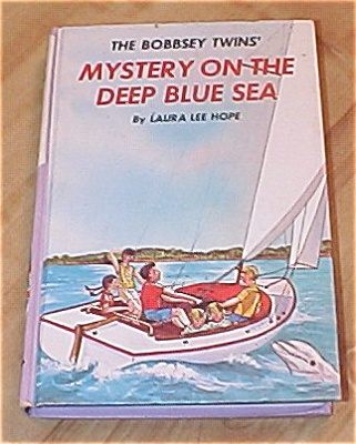 The Bobbsey Twins Mystery On The Deep Blue Sea Book #11