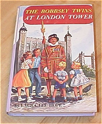 The Bobbsey Twins At London Tower Book #52