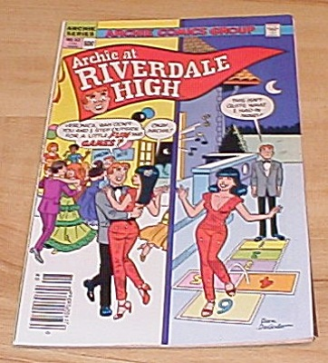 Archie Series: Archie At Riverdale High No. 92