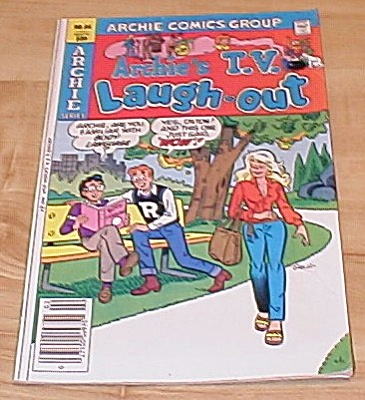 Archie Series:  Archie's T.V. Laugh-out Comic Book No. 84 (Image1)