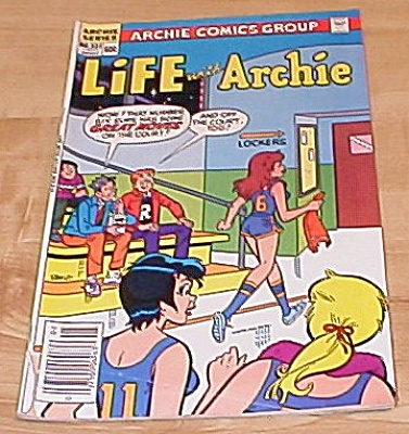 Archie Series:  Life with Archie Comic Book No. 231 (Image1)