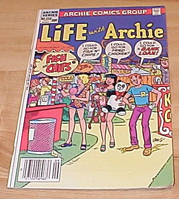 Archie Series:  Life with Archie Comic Book No. 233 (Image1)