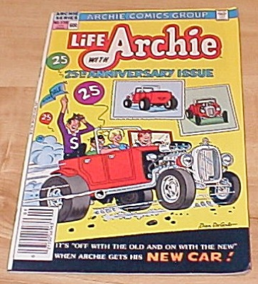 Archie Series:  Life with Archie Comic Book No. 238 (Image1)