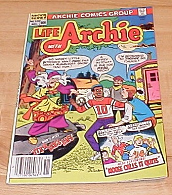 Archie Series: Life With Archie Comic Book No. 239