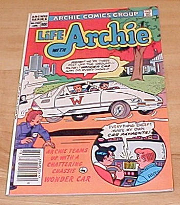 Archie Series:  Life with Archie Comic Book No. 240 (Image1)