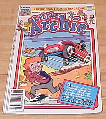 Archie Giant Series:  Little Archie Comic Book No. 527 (Image1)