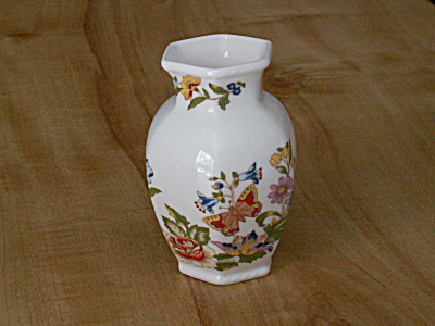 Lovely Small Aynsley China Cottage Garden Vase England Bone China Aynsley China At Avis Yuni