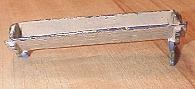 Old Lead Toy Britains Ltd., England, Farm Animal Trough, As Is Legs (Image1)