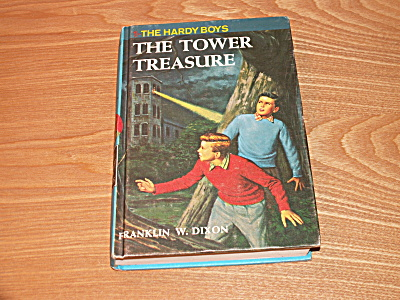 The Hardy Boys Series, The Tower Treasure, Book #1