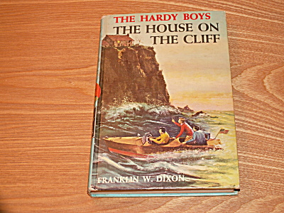The Hardy Boys Series, The House On The Cliff, Book #2, B