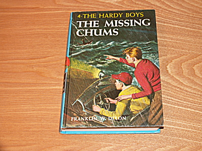 The Hardy Boys Series, The Missing Chums, Book #4