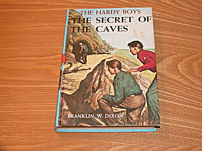 The Hardy Boys Series, The Secret of the Caves, Book #7, A (Image1)