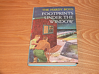 The Hardy Boys Series, Footprints Under The Window, Book #12, B