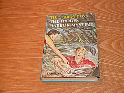 The Hardy Boys Series, The Hidden Harbor Mystery, Book #14, B