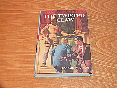 The Hardy Boys Series, The Twisted Claw, Book #18a