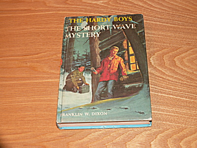 The Hardy Boys Series, The Short-Wave Mystery, Book #24, A (Image1)
