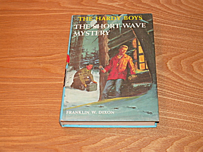 The Hardy Boys Series, The Short-wave Mystery, Book #24, B