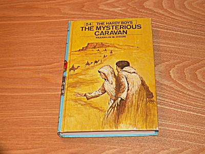 The Hardy Boys Series, The Mysterious Caravan, Book #54 (Image1)