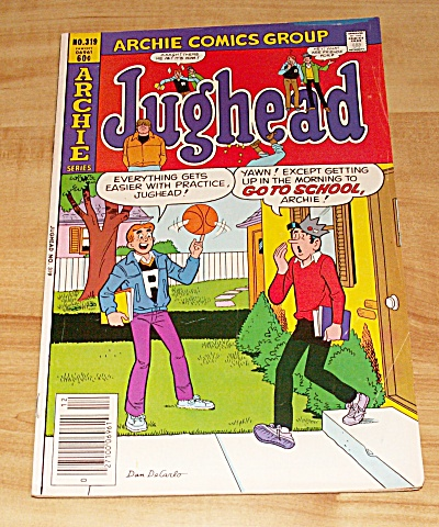 Archie Series:  Jughead Comic Book No. 319  (Image1)