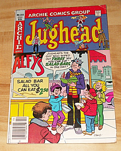Archie Series:  Jughead Comic Book No. 322 (Image1)