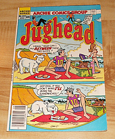 Archie Series:  Jughead Comic Book No. 324 (Image1)