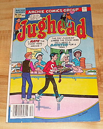 Archie Series:  Jughead Comic Book No. 326B (Image1)