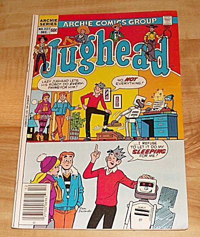Archie Series:  Jughead Comic Book No. 331 (Image1)