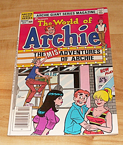 Archie Giant Series: The World of Archie Comic Book No. 532 (Image1)