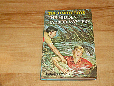 The Hardy Boys Series, The Hidden Harbor Mystery, Book #14, C