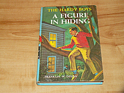 The Hardy Boys Series, A Figure in Hiding, Book #16 (Image1)