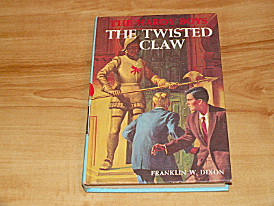 The Hardy Boys Series, The Twisted Claw, Book #18, B