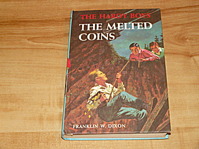 The Hardy Boys Series, The Melted Coins, Book #23