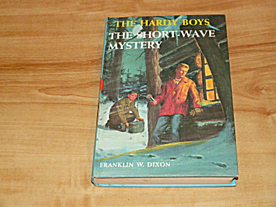 The Hardy Boys Series, The Short-wave Mystery, Book #24, C