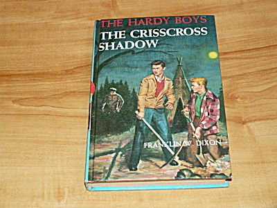 The Hardy Boys Series, The Crisscross Shadow, Book #32