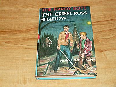 The Hardy Boys Series, The Crisscross Shadow, Book #32 (Image1)