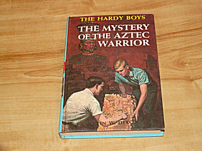 The Hardy Boys Series, The Mystery Of The Aztec Warrior, Book #43