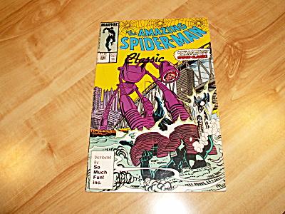 Marvel Comics The Amazing Spider-man Comic Book Sept. 1987 #292 (Image1)
